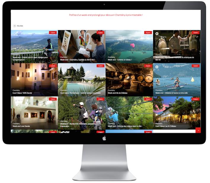 LIER TOURISME & COMMERCE… ACHAMBÉRY